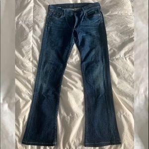 Citizens Of Humanity Mid Rise Jeans